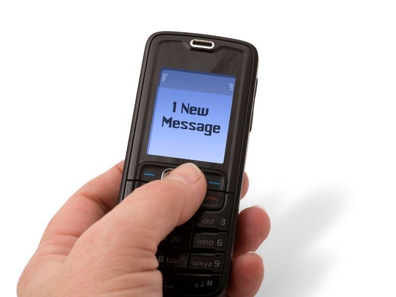 Bulk sms in present