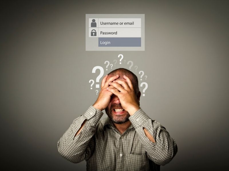 OTP forgot password